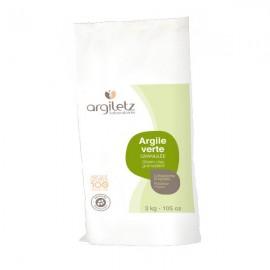 Arcilla verde granulada 3 Kg