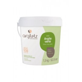 Pot Argile Verte prête à l'emploi 1.5kg