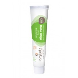 Aloe vera and clay toothpaste 75 ml Fluoride Free