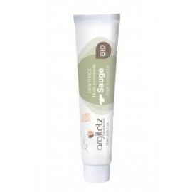 Sage and clay toothpaste 75 ml Fluorine Free