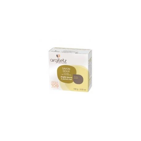 Jabon arcilla amarilla y miel 100 g
