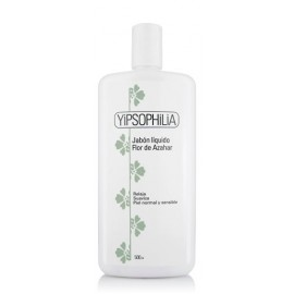 Jabón liquido Flor de Azahar 500 ml Yipsophilia
