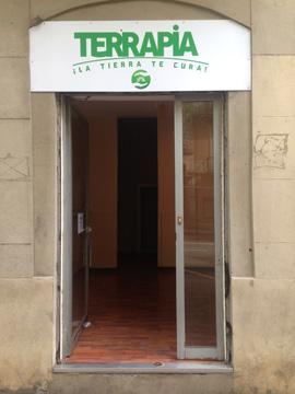 Tienda Terrapia Barcelona