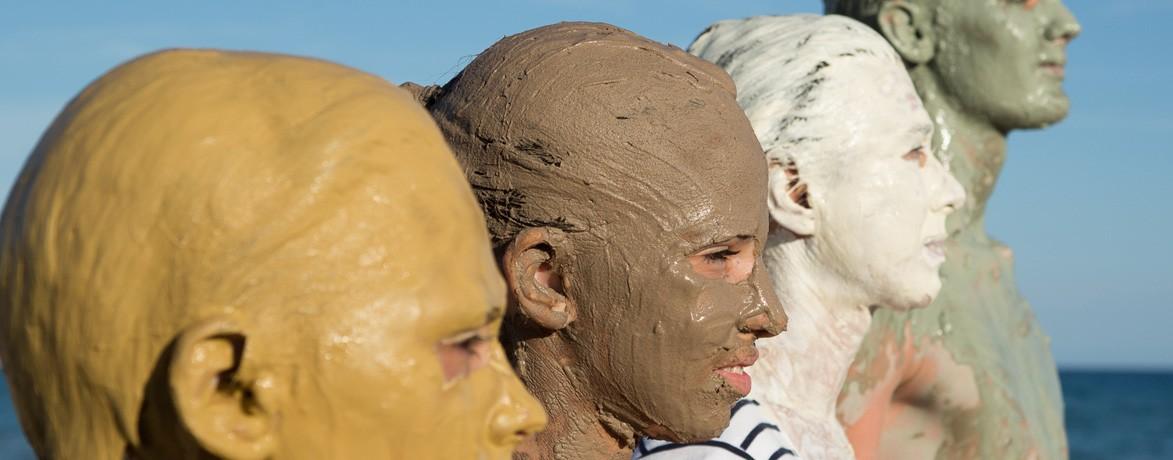 Masque d'Argile